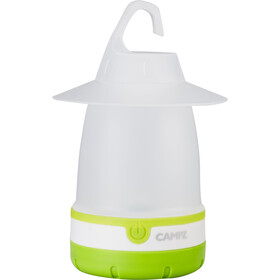 CAMPZ Lantaarn, green/white